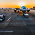 What are airports like during a pandemic?