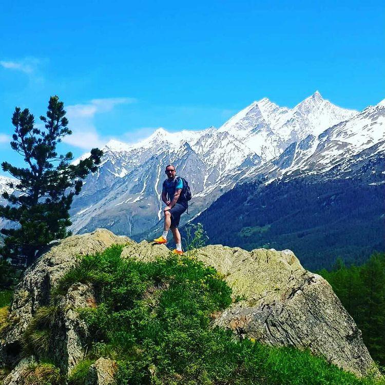 Hiking Zmutt Loop; A weekend in Zermatt, Switzerland
